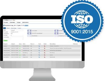 DIN EN ISO 9001 2015 Software Lösung